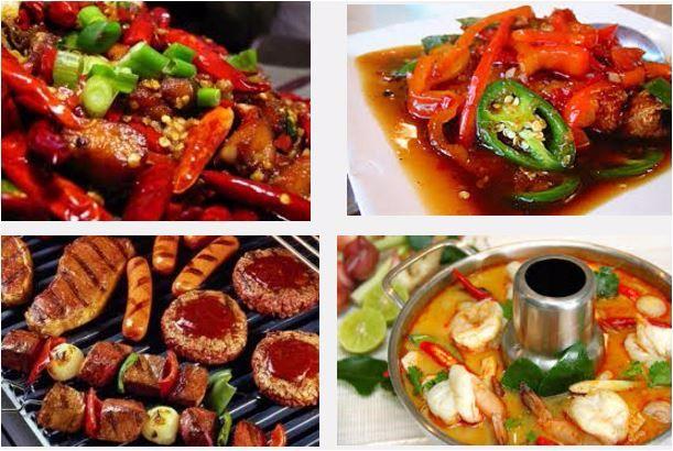 Thực phẩm chua cay làm tăng khả năng mắc phải bệnh dạ dày
