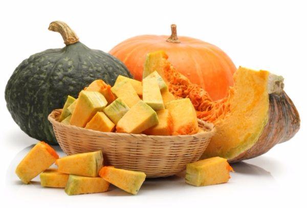 Sử dụng bí đỏ trong chế độ ăn giảm cân tốt cho bệnh dạ dày