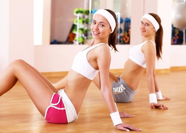 Tập thể dục giúp giảm cân hiệu quả