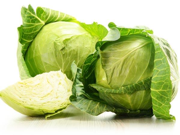 Bắp cải thực phẩm giúp làm lành vết loét của bệnh đau dạ dày