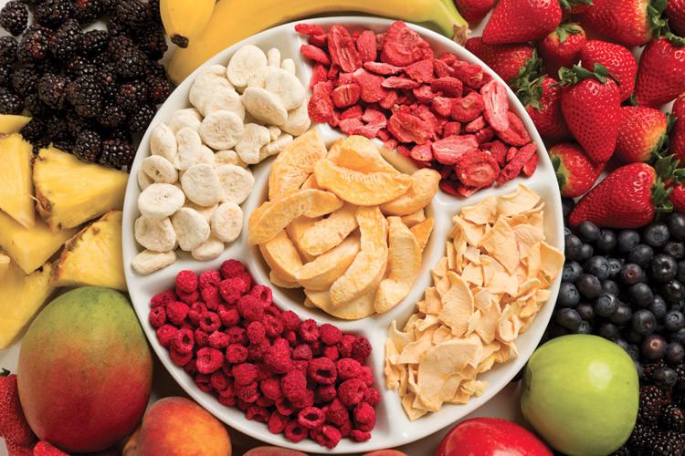 Trái cây khô không tốt cho người bị bệnh đau dạ dày