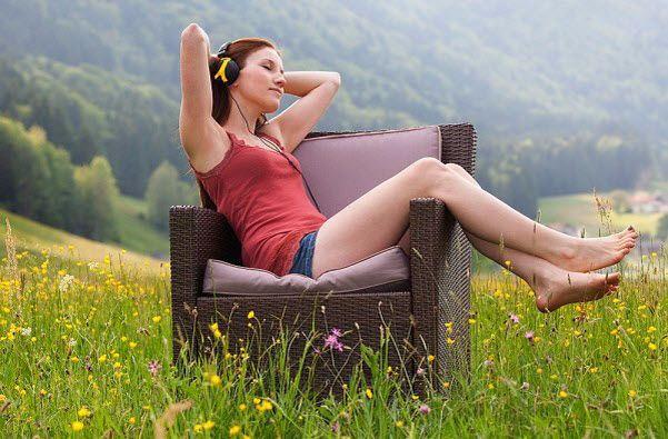 Thư giãn giúp giảm stress và giúp dạ dày khỏe mạnh hơn