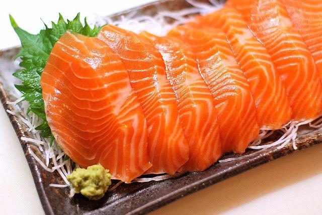 Cá hồi giúp giảm stress nâng cao sức đề kháng cho dạ dày