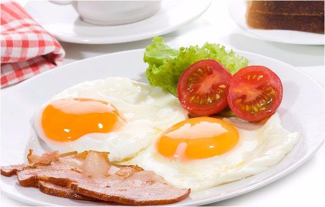 Trứng giảm stress giúp dạ dày khỏe hơn