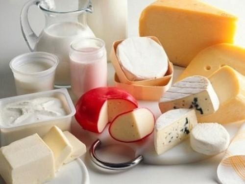 Thực phẩm giàu canxi tốt cho bị viêm loét dạ dày