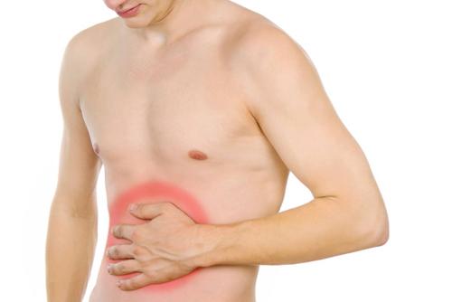 Dạ dày với dấu hiệu rối loạn chức năng dạ dày