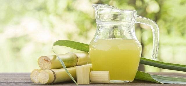 Chữa đau dạ dày bằng nước mía và mật ong