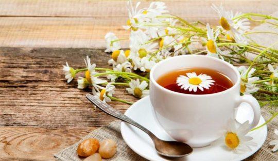 Uống trà ấm rất tốt cho người bị viêm đau dạ dày