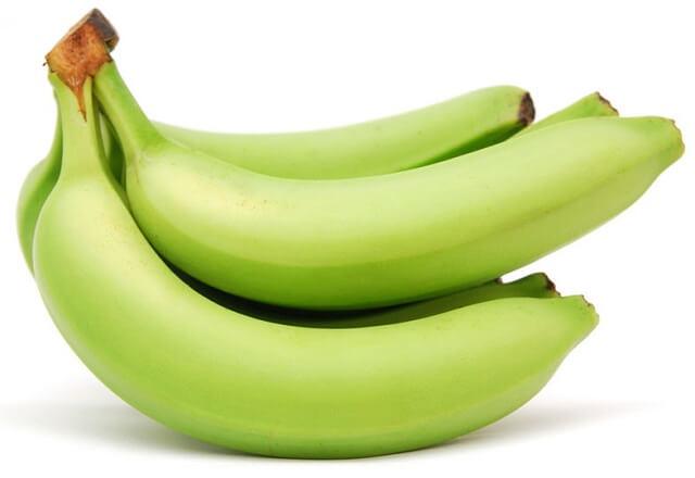 Công dụng chữa bệnh dạ dày của chuối xanh
