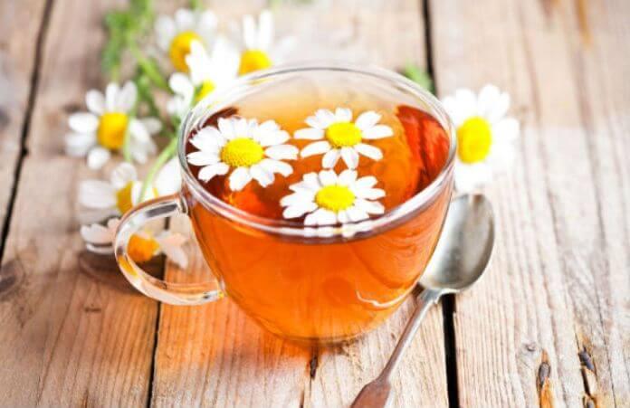 Bị đau dạ dày nên uống trà hoa cúc