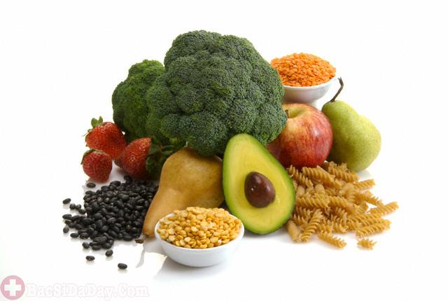 Bị đau dạ dày nên ăn gì tốt