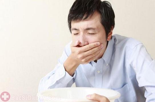 Ợ chua dấu hiệu đau dạ dày
