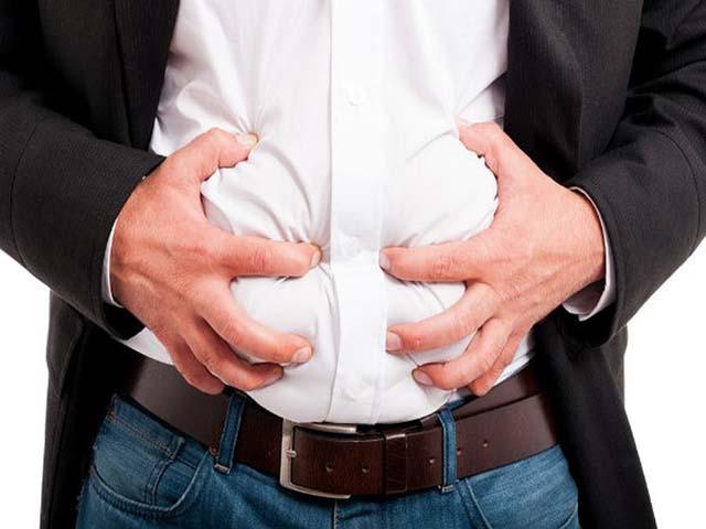Chướng bụng dấu hiệu nhiễm vi khuẩn HP dạ dày