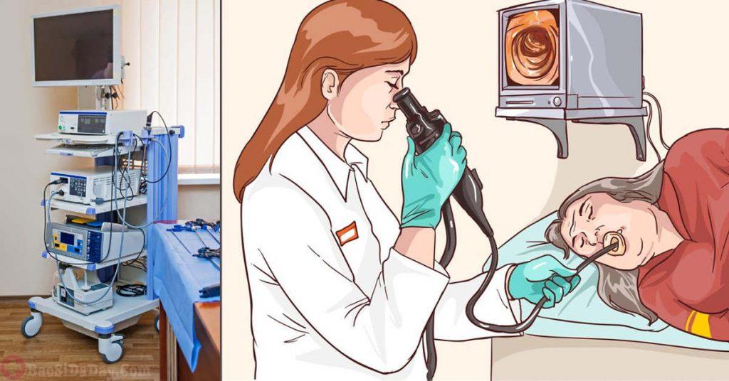 xét nghiệm tìm vi khuẩn Hp