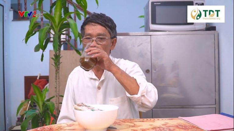 Bệnh nhân Nguyễn Bá Thành