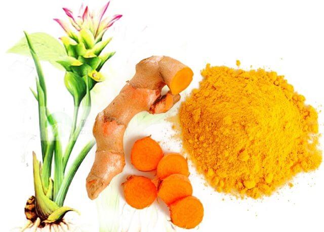 Công dụng chữa đau dạ dày của nghệ vàng