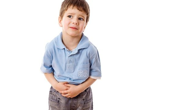 Dấu hiệu đau ruột thừa ở trẻ em
