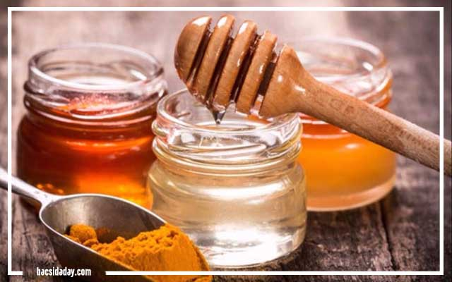 chữa bệnh đau dạ dày bằng mật ong nghệ