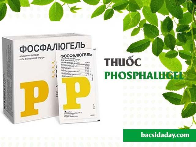 công dụng thuốc đau dạ dày chữ P
