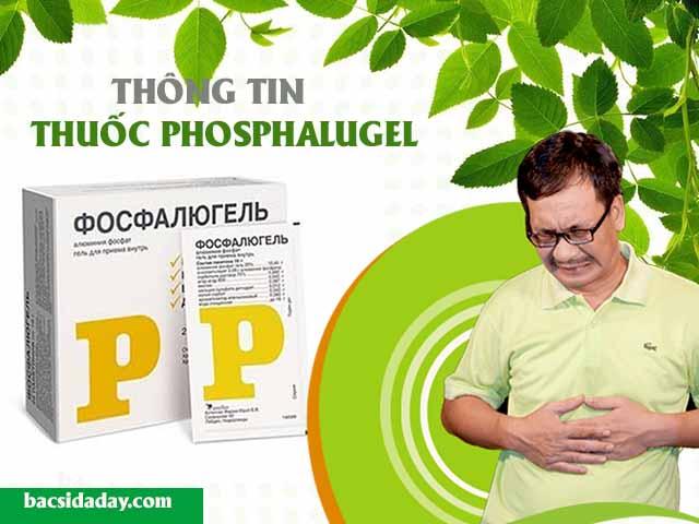 thuốc chữa đau dạ dày chữ p