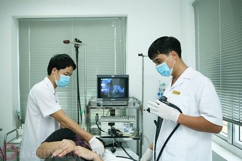 Nội soi sinh thiết - Cách xét nghiệm tìm vi khuẩn Hp dạ dày