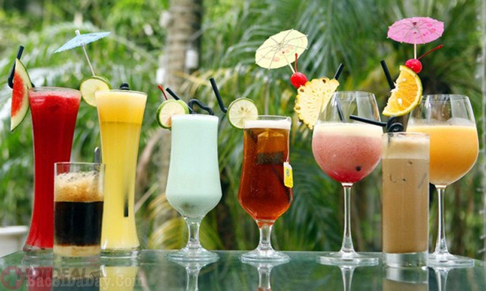 Đồ uống giảm đau dạ dày