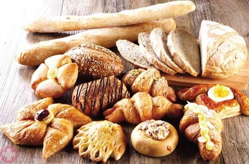 Bánh mì giúp giảm sự tăng tiết acid dịch vị, giảm viêm loét dạ dày