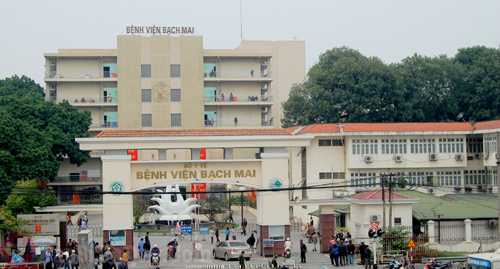 Bệnh viện Bạch Mai- Khoa tiêu hóa