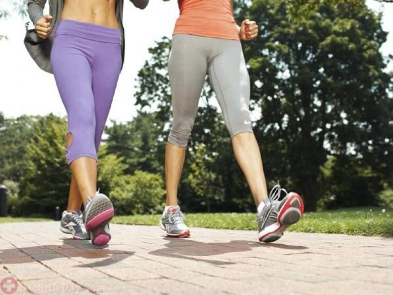 Đi bộ nhẹ nhàng sau khi ăn tốt cho sức khỏe