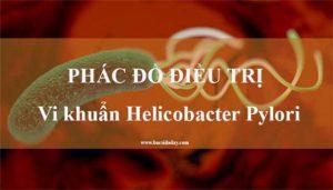 điều trị vi khuẩn HP