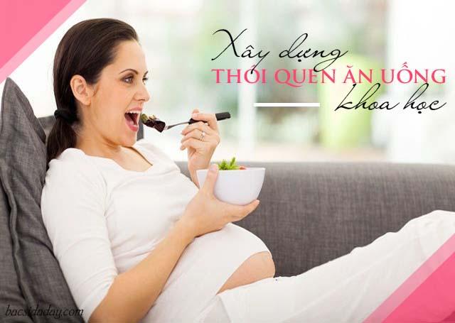 bị viêm loét dạ dày khi mang thai nên làm gì