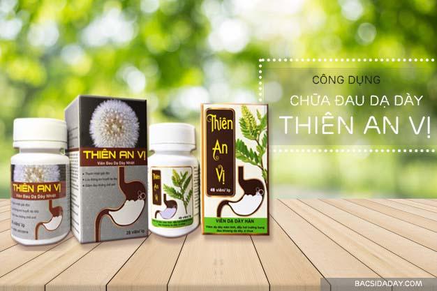 Thiên An Vị chữa đau dạ dày