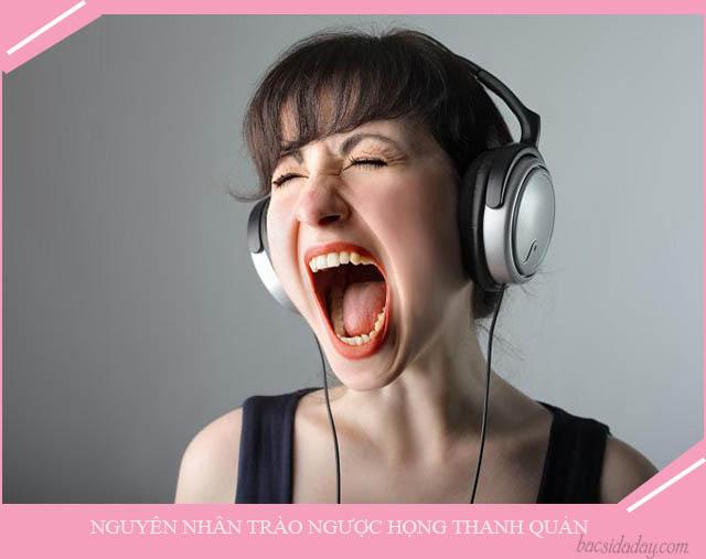 bệnh trào ngược họng thanh quản