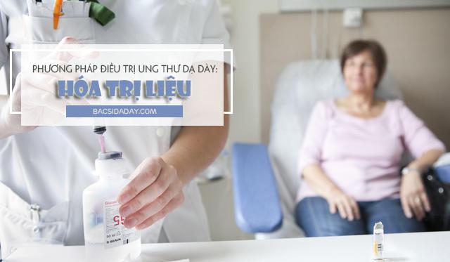 điều trị bệnh ung thư dạ dày