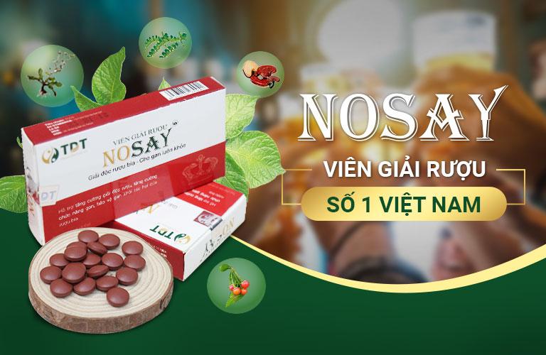 Viên giải rượu số 1 Việt Nam