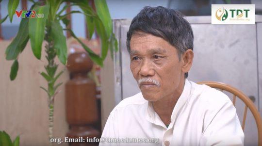 Bác Nguyễn Bá Thành thoát khỏi bệnh dạ dày nhờ Trung tâm Thuốc dân tộc