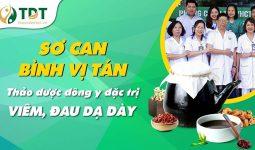 Sơ can Bình vị tán - Bài thuốc chữa HP từ thảo dược Đông y