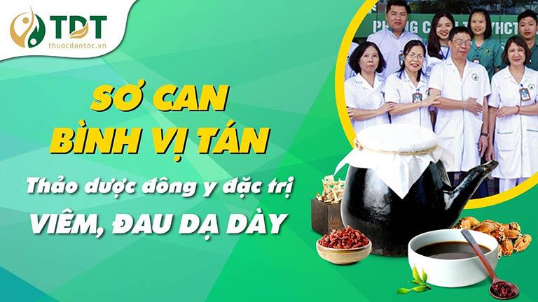 Sơ can Bình vị tán - Bài thuốc chữa dạ dày an toàn từ thảo dược Đông y