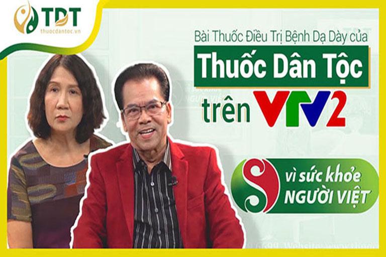 Chương trình Vì sức khỏe người Việt giới thiệu bài thuốc Sơ can Bình vị tán chữa đau dạ dày
